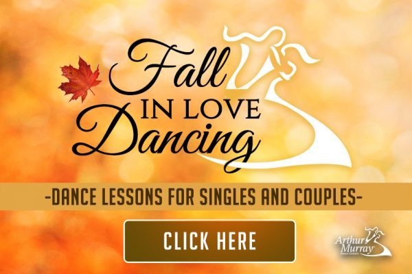 Arthur Murray Dance Studios Fall Special
